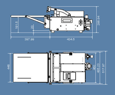Intertek Coffee Maker Parts : Dimension (Unit:mm)